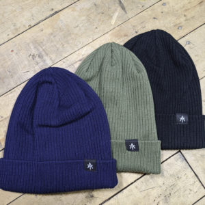 Essentials – Beanie – Navy